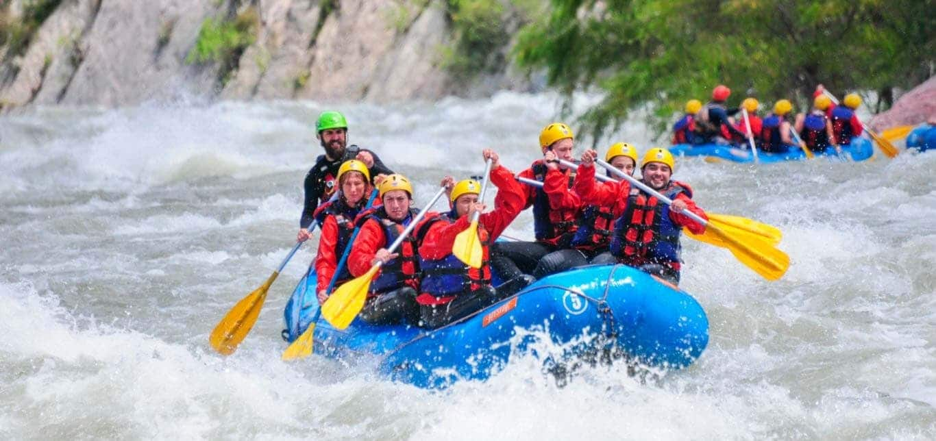 rafting chicoutimi
